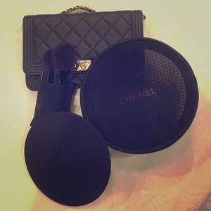 🔥LIMITED EDITION🔥 Chanel mini make up brush set